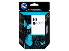 HP 10 Black eredeti tintapatron (C4844A)