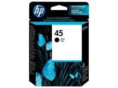 HP 45 Black eredeti tintapatron (51645A)