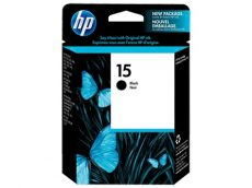 HP 15 Black eredeti tintapatron (C6615DN)