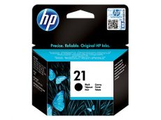 HP 21 Black eredeti tintapatron (C9351AE)
