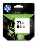 HP 21XL nagy kapacitású Black eredeti tintapatron (C9351CE)