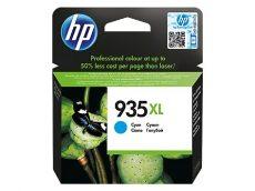 HP 935XL nagy kapacitású Cyan eredeti tintapatron (C2P24AE)