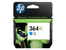 HP 364XL nagy kapacitású Cyan eredeti tintapatron (CB323EE)