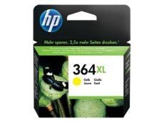 HP 364XL nagy kapacitású Yellow eredeti tintapatron (CB325EE)