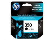 HP 350 Black eredeti tintapatron (CB335EE)