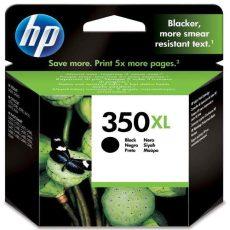 HP 350XL nagy kapacitású Black eredeti tintapatron (CB336EE)