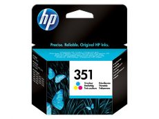 HP 351 Color eredeti tintapatron (CB337EE)