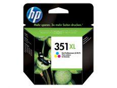 HP 351XL nagy kapacitású Color eredeti tintapatron (CB338EE)