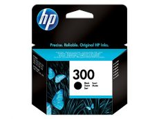 HP 300 Black eredeti tintapatron (CC640EE)