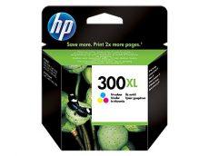 HP 300XL nagy kapacitású Color eredeti tintapatron (CC644EE)