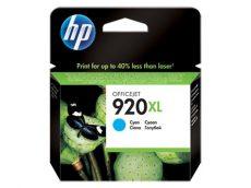 HP 920XL nagy kapacitású Cyan eredeti tintapatron (CD972AE)