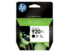 HP 920XL nagy kapacitású Black eredeti tintapatron (CD975AE)