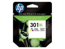 HP 301XL nagy kapacitású Color eredeti tintapatron (CH564EE)