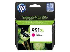 HP 951XL nagy kapacitású Magenta eredeti tintapatron (CN047AE)