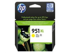 HP 951XL nagy kapacitású Yellow eredeti tintapatron (CN048AE)