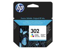 HP 302 Color eredeti tintapatron (F6U65AE)