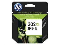 HP 302XL nagy kapacitású Black eredeti tintapatron (F6U68AE)