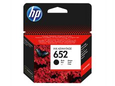 HP 652 Black eredeti Ink Advantage patron (F6V25AE)