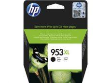 HP 953XL nagy kapacitású Black eredeti tintapatron (L0S70AE)